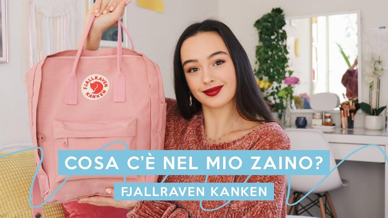 74b226381d Cosa c'è nel mio zaino? • Fjallraven Kanken Edition