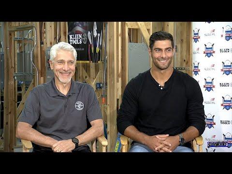 Interview: Jimmy And Tony Garoppolo
