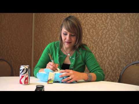 Amber Nash Talks 'Archer' Season 5 With Press At ComicCon 2013