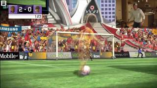 Kinect Sports Soccer and Mini Game Review Impressions Demo