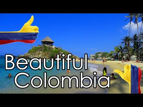 Travel Colombia ✈️ Visiting stunning locations!