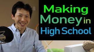 3 Times I Made Money in High School [BenQ LED Desk Lamp]