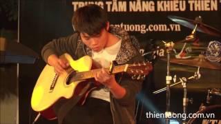 Vô đề |  Guitar fingerstyle | HV Báo Chí