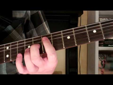 How To Play the F#m6 Chord On Guitar (F sharp minor sixth) 6th