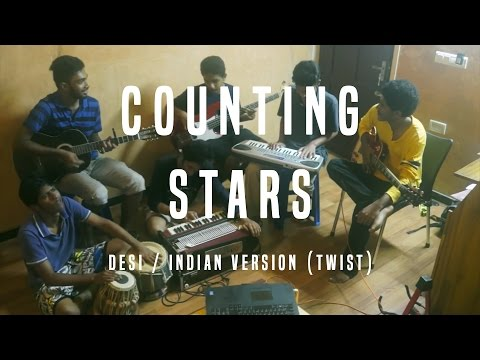 Counting Stars - Desi/Indian Cover - V Minor