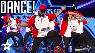 Celebrating National Dance Day on Got Talent Global