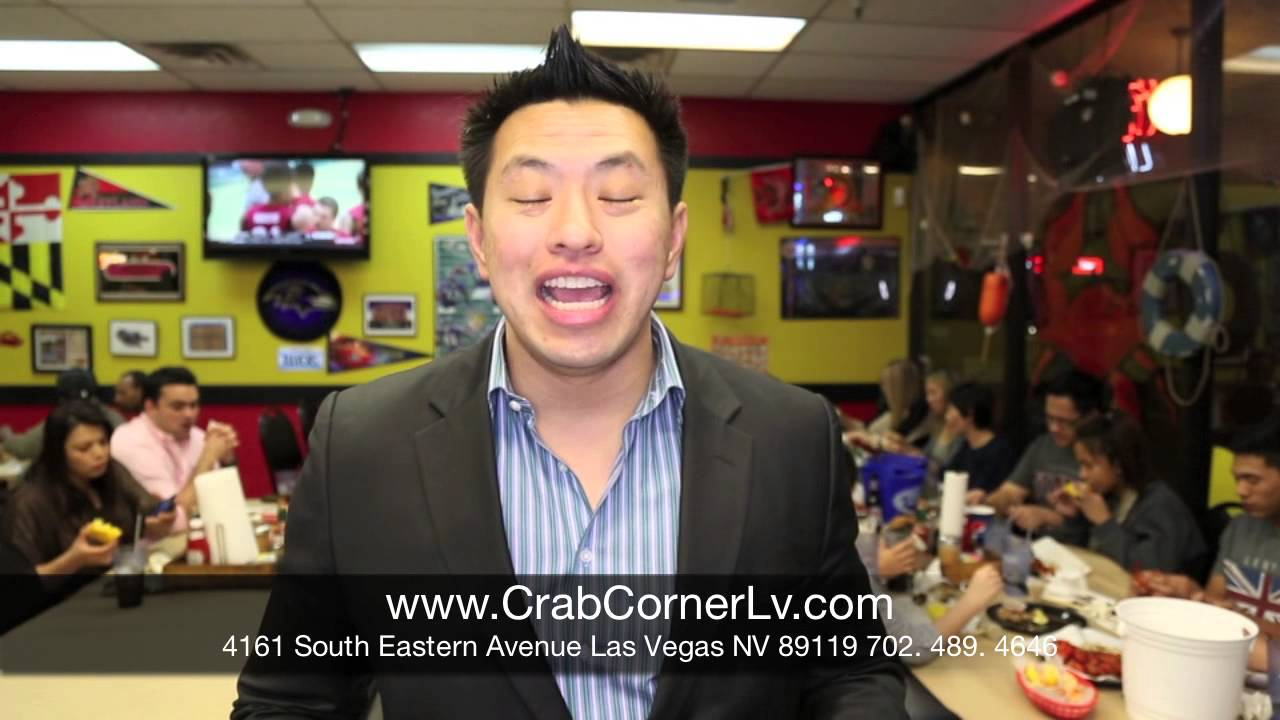 best crawfish in las vegas; crab corner maryland seafood house