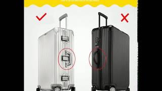 Aliexpress путешествия чемодан