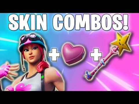 Top 10 BEST TRYHARD Skin Combos You Have To Try! (Chapter 2 Season 2!)