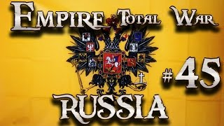 Lets Play - Empire Total War (DM)  - Russia  -  War In The Middle East....!!! (45)