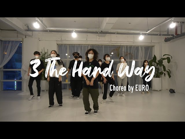 EZDANCE I 동탄점 I 이지댄스 I Bahamadia - 3 The Hard Way I HIPHOP I CHOREO by EURO