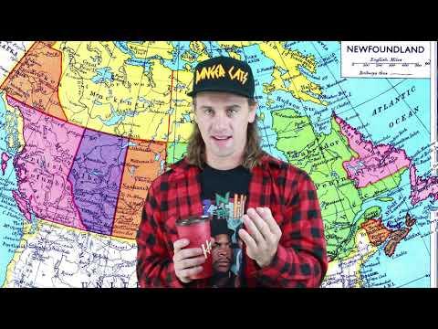 Danger Cats - Accents Across Canada