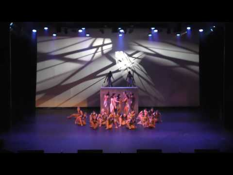 "Dance Force The Studio - Concert: PROMO 1:  ""Mirrors"" Seniors & Sub Seniors"