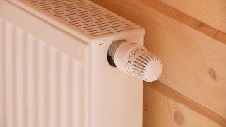 видео Радиаторы отопления или тёплый пол. Что лучше? Преимущество тёплого пола.