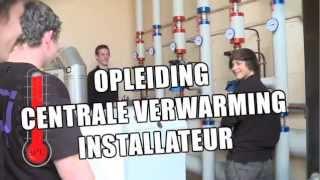 Promofilm centrale verwarming en sanitaire installaties