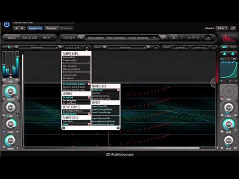 Kaleidoscope Jam 5 - Psaltery Drone