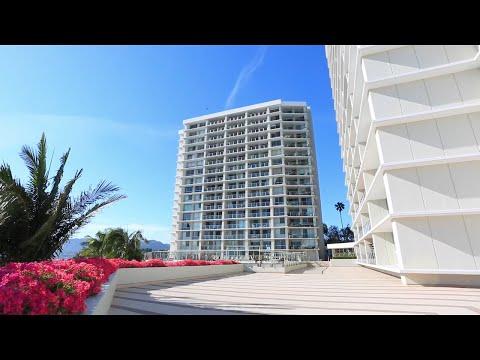 Luxury Santa Monica Apartment Complex