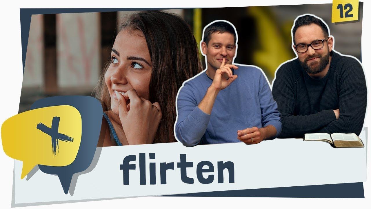 Flirten beispiel