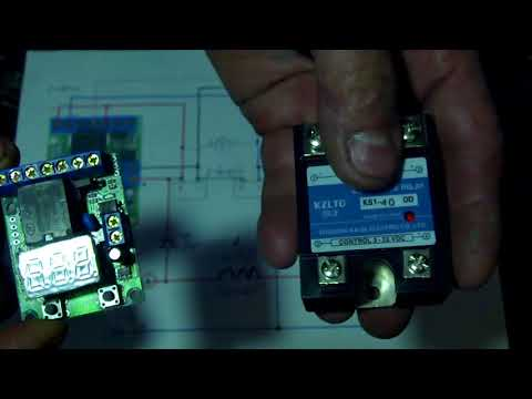 Контроллер для ветрогенератора своими руками
