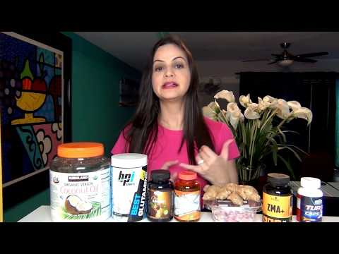 Natural ways to boost your Immune System - Foods and Supplements
