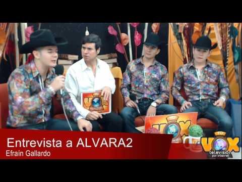 Alvara2 de la Sierra en exclusiva por Tu Vox Televisión