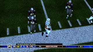 Madden NFL 07 (XBOX360) - Colts vs Patriots