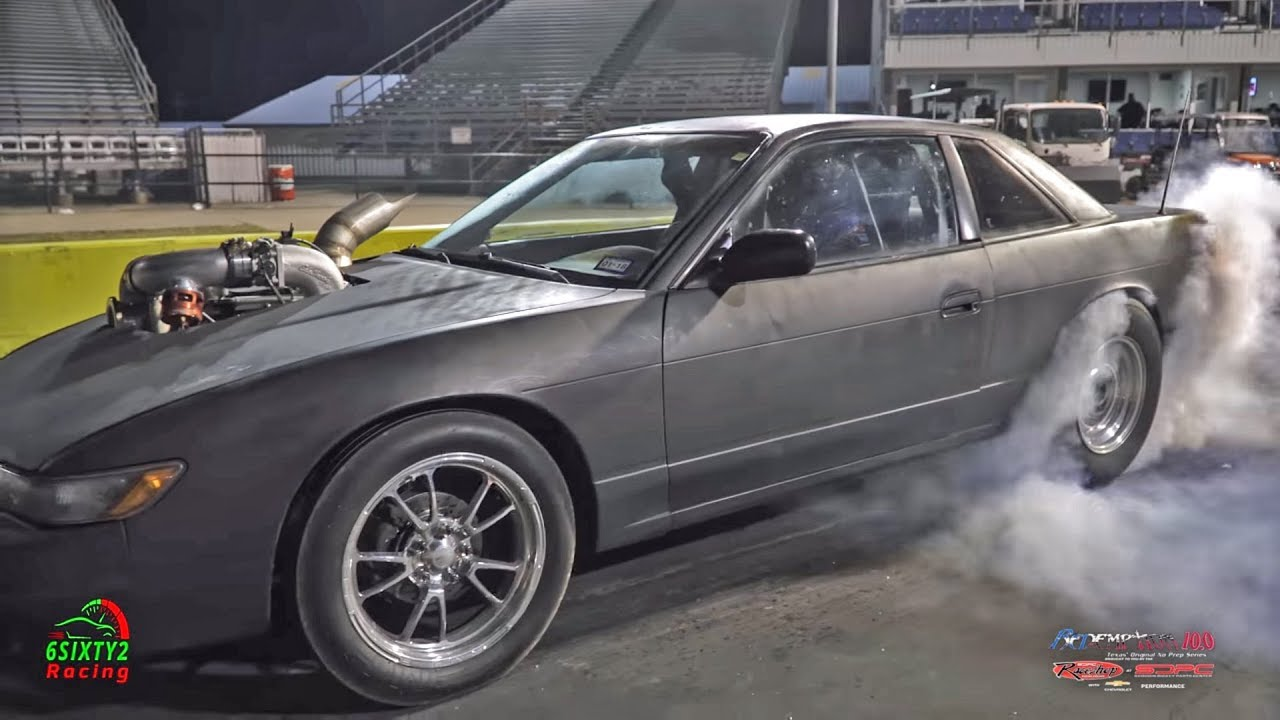 Download Turbo Ls 240sx Ripps Up The 1/8 Mile