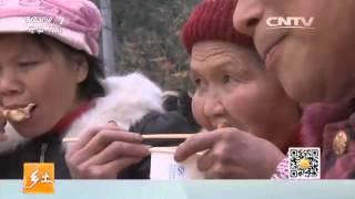 20160211 乡土  妈妈做的饭大山里的年味