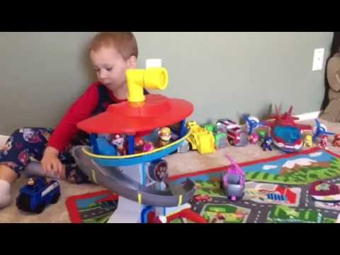 Paw Patrol Toys For A 3 Year Old Youtube