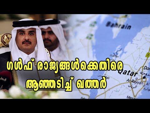 Qatar's Explanation | Oneindia Malayalam