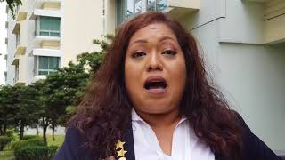 """Download lagu Real Estate Agent Singapore (VLOG """"Amboi"""" Susan Mariam 3) Case Rumah Berhantu Di Singapura"""