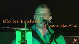 Olivier Boulard et Pierre Martin au Rock le 23/10/2017