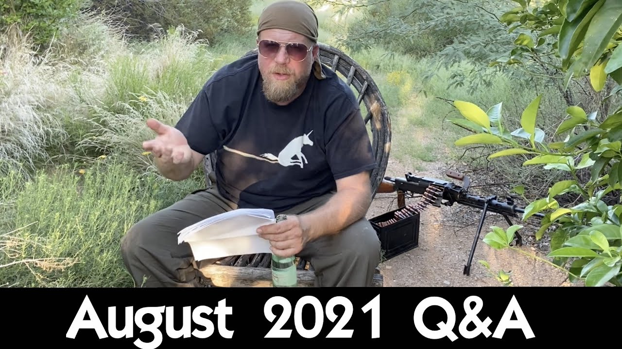 August 2021 Q&A