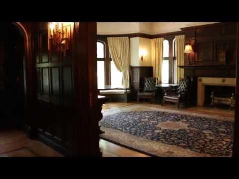 Boston University Castle Tour