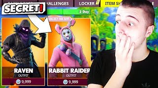 """NEW ITEME * SECRETS * OF """"EASTER UPDATE"""" FOUND in Fortnite: Battle Royale!"""