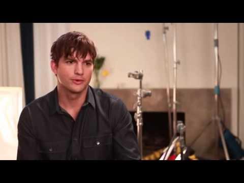 Ashton Kutcher New Interview Released Jan. 2015