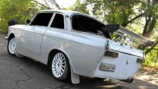 тюнинг российского автопрома 2
