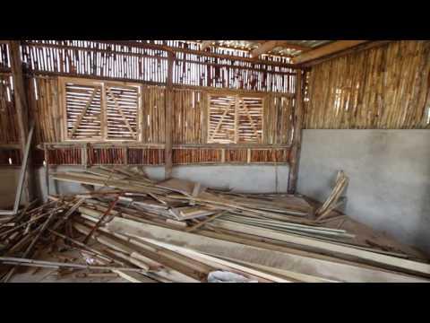 Art in Tanzania Dar es Salaam Compound