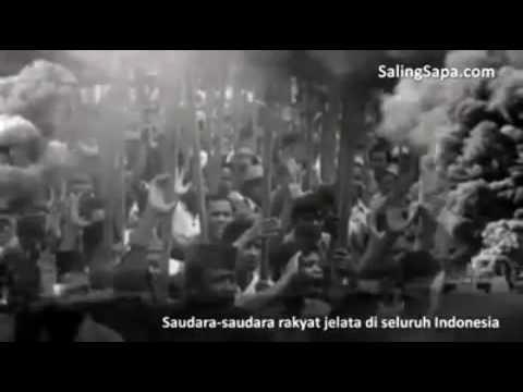 Bung Tomo Kobarkan Semangat Juang Indonesia