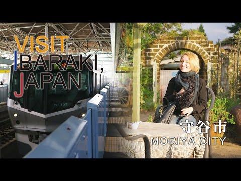 守谷市-MORIYA CITY- VISIT IBARAKI,JAPAN GUIDE