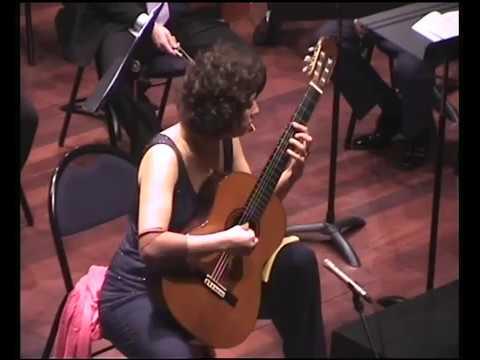 Gaëlle Solal - Concierto de Aranjuez (II. Adagio)