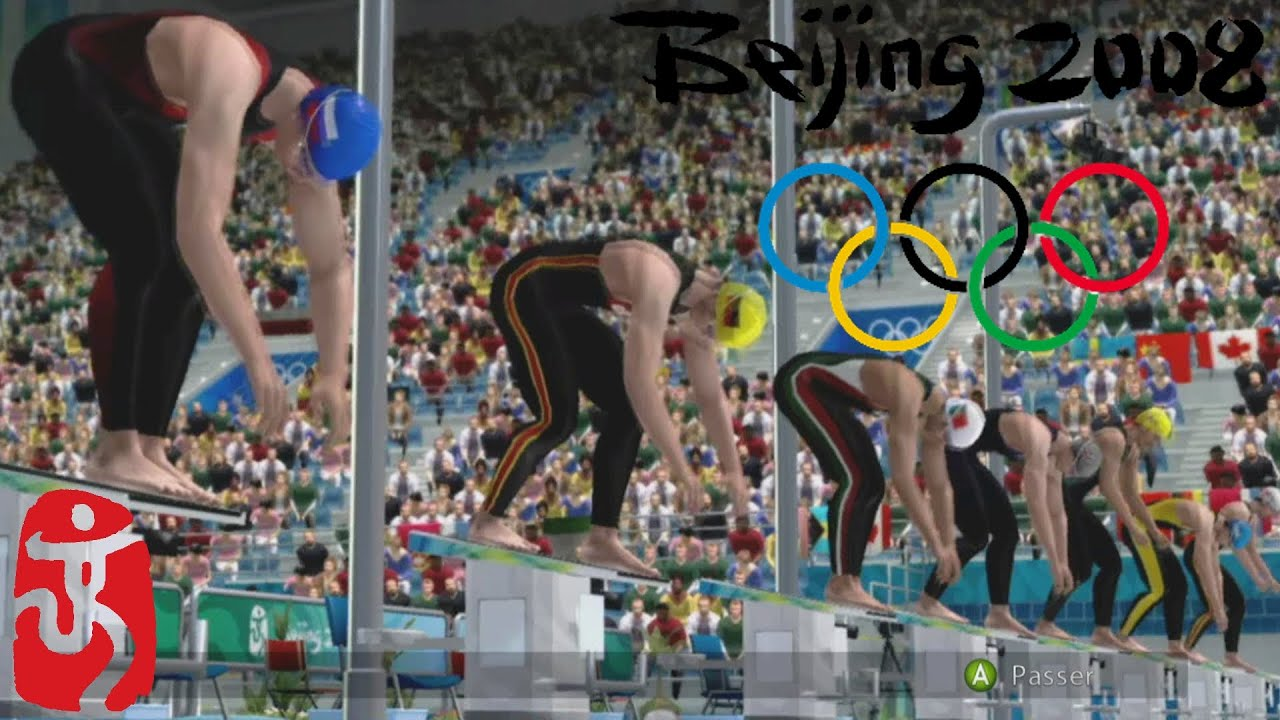 Beijing 2008: The Official Video Game of the Olympic Games ...
