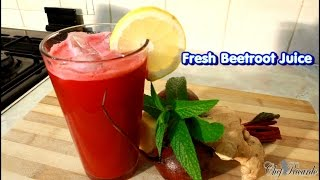 Fresh Beetroot Juice Cleanser For Your Body For Extreme Weight Loss (12 Kgs)