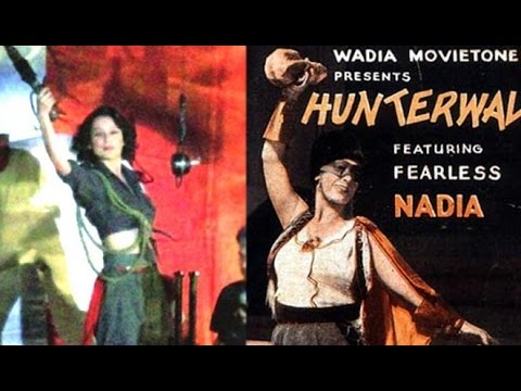 Kangana Ranaut To Play A Character Inspired By 'Fearless Nadia' In 'Rangoon'?