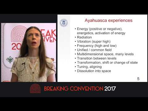 Helle Kaasik - Psychedelics, Other Worlds And Quantum Physics