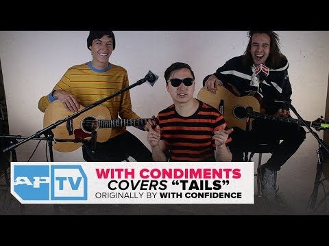 "With Confidence Swap Instruments And Cover ""Tails"" For Alternative Press"