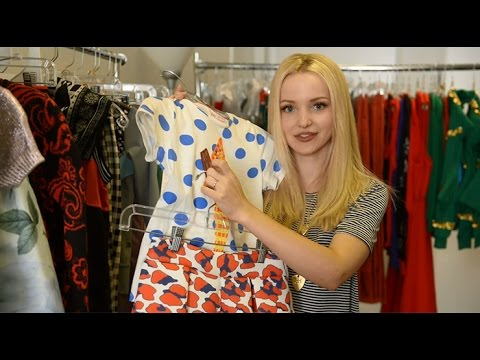 Liv and maddie star dove cameron shares behind the scenes secrets to