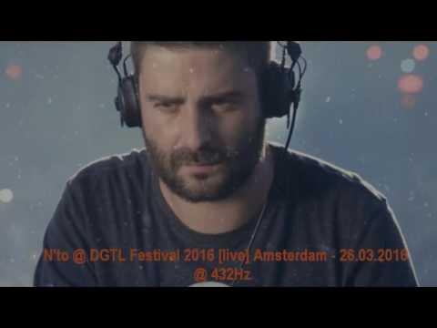 N'to [live] @ DGTL Festival 2016 - Amsterdam - 26.03.2016 @ 432 Hz