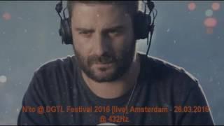 Repeat youtube video N'to [live] @ DGTL Festival 2016 - Amsterdam - 26.03.2016 @ 432 Hz