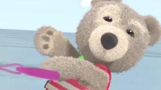Little Charley Bear Official | Bear at Sea | Full Episodes | Kids Cartoon | Kids Videos